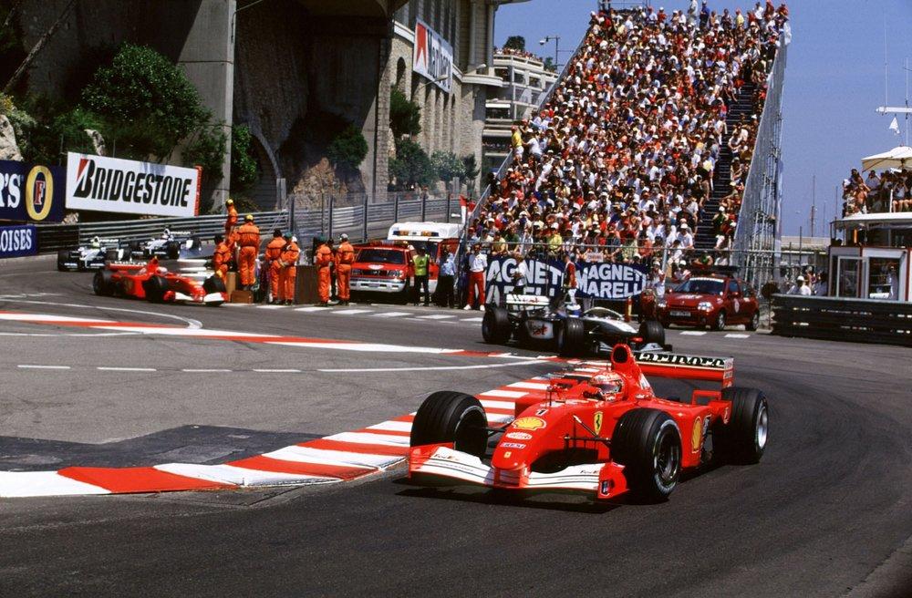 Michael Schumacher | Ferrari F2001 Chassis 211 | Monaco 2001