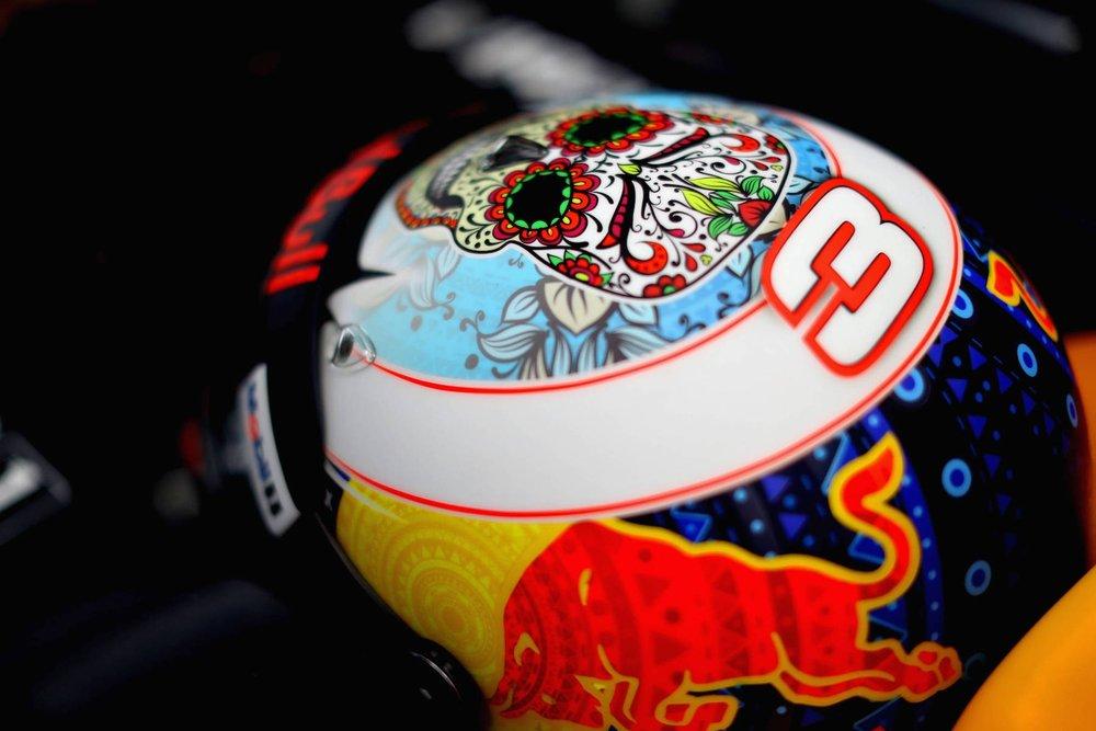2017 Daniel Ricciardo | Red Bull RB13 | 2017 Mexican GP FP1 1 Photo by Mark Thompson copy.jpg
