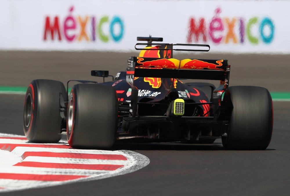 2017 Daniel Ricciardo | Red Bull RB13 | 2017 Mexican GP FP1 2 Photo by Clive Mason copy.jpg