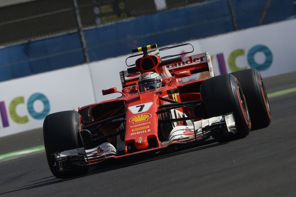 2017 Kimi Raikkonen | Ferrari SF70H | 2017 Mexican GP FP2 1 copy.jpg