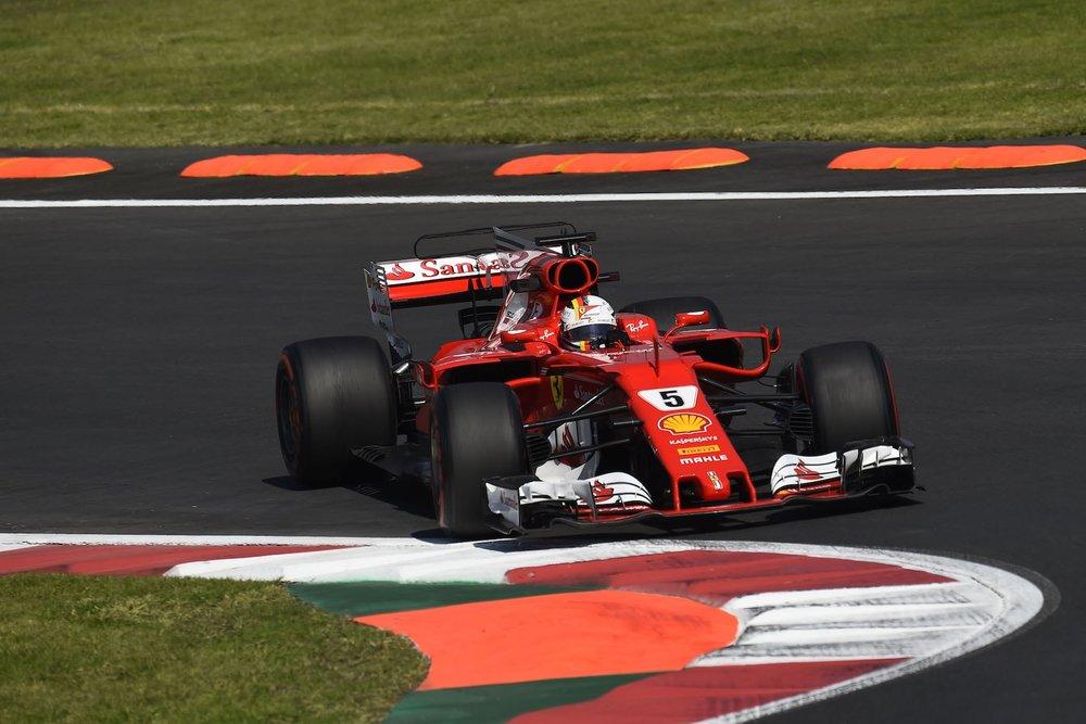 2017 Sebastian Vettel | Ferrari SF70H | 2017 Mexican GP FP2 2 copy.jpg