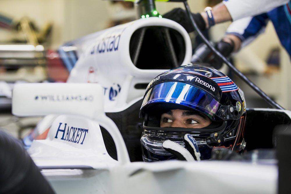 2017 Lance Stroll | Williams FW40 | 2017 Mexican GP FP3 1 copy.jpg