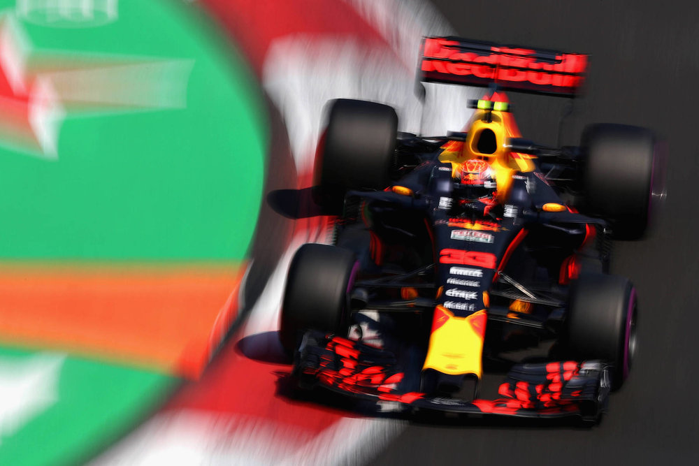 2017 Max Verstappen | Red Bull RB13 | 2017 Mexican GP FP3 1 Photo by Mark Thompson copy.jpg