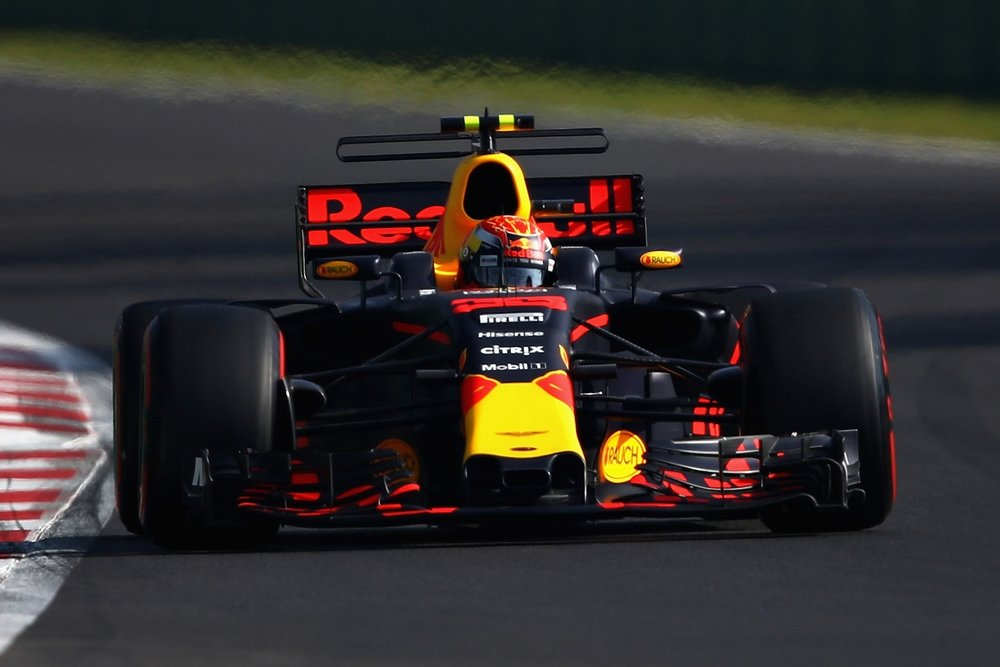 2017 Max Verstappen | Red Bull RB13 | 2017 Mexican GP FP3 2 Photo by Clive Mason copy.jpg