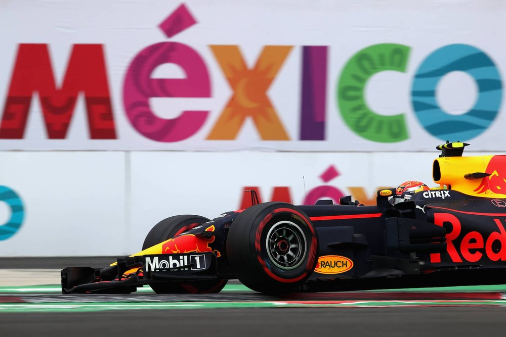 H 2017 Max Verstappen | Red Bull RB13 | 2017 Mexican GP winner 1 Photo by Clive Mason copy.jpg