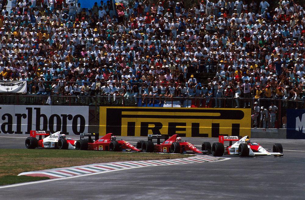 The 1989 Mexican Grand Prix