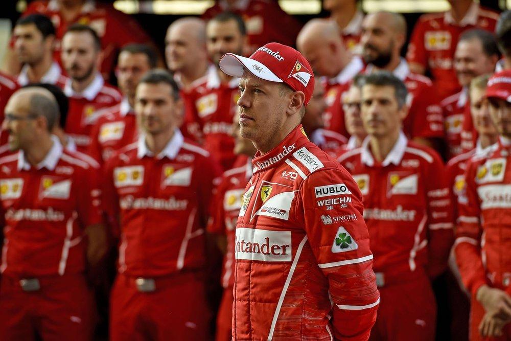 2017 Sebastian Vettel | Ferrari SF70H | 2017 Abu Dhabi GP Family photo 2 copy.jpg