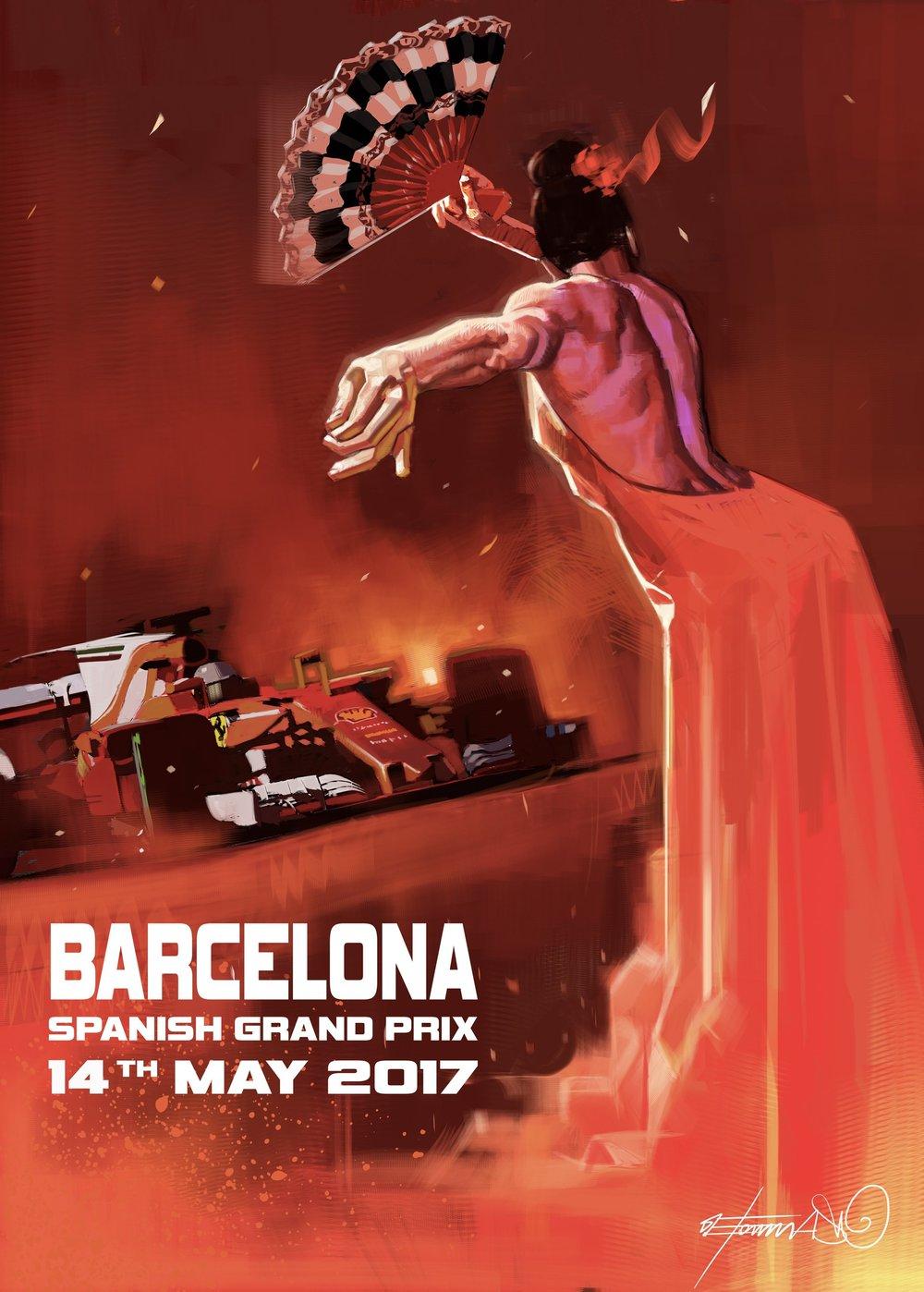 2017 Spanish Grand Prix