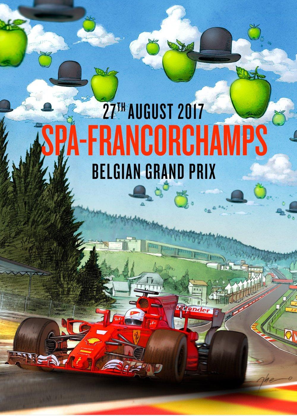2017 Belgian Grand Prix