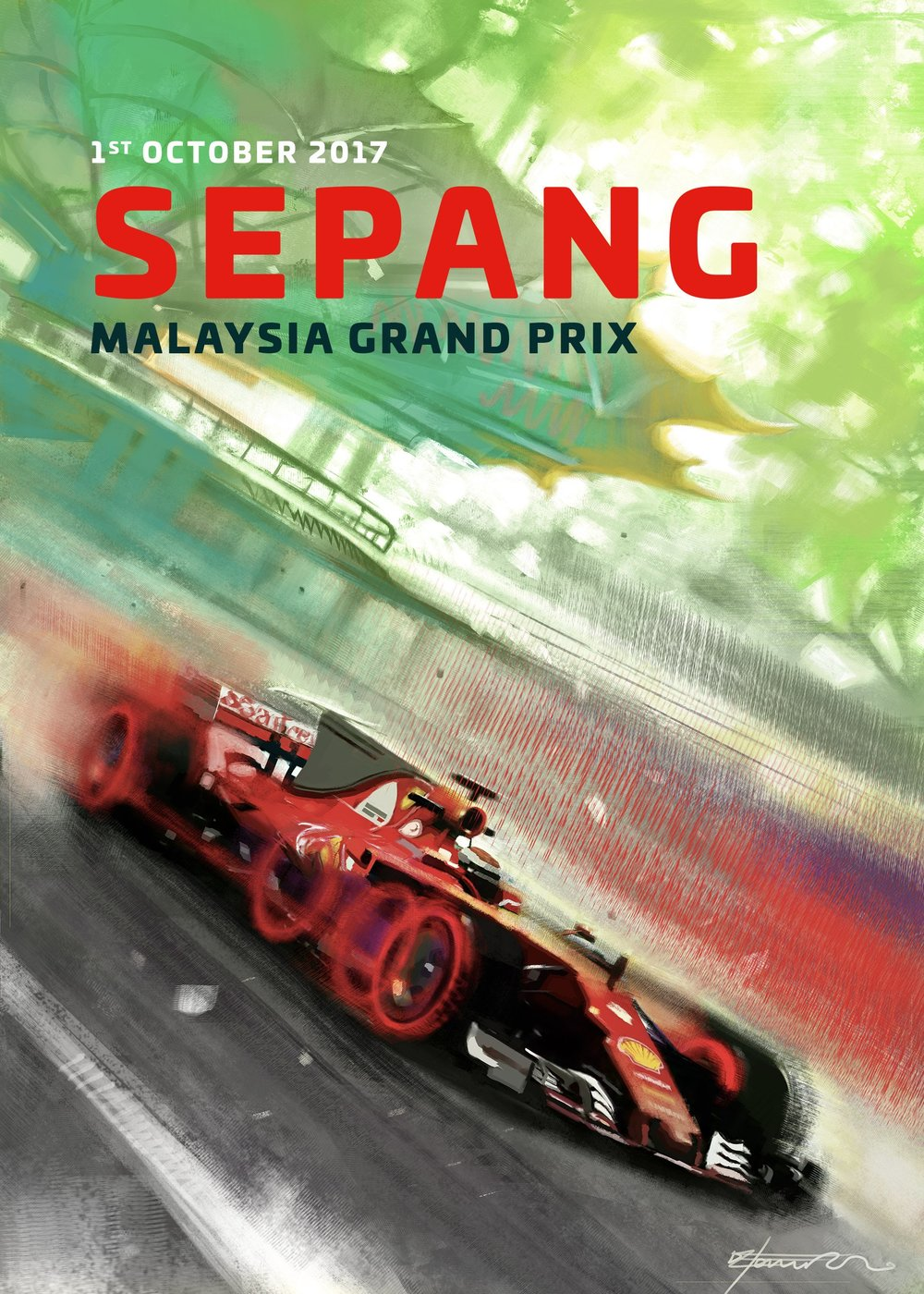 2017 Malaysia Grand Prix