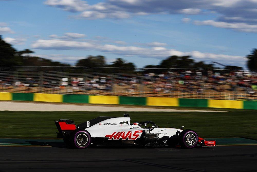 2018 Romain Grosjean | Haas VF18 | 2018 Australian GP FP2 1 copy.jpg
