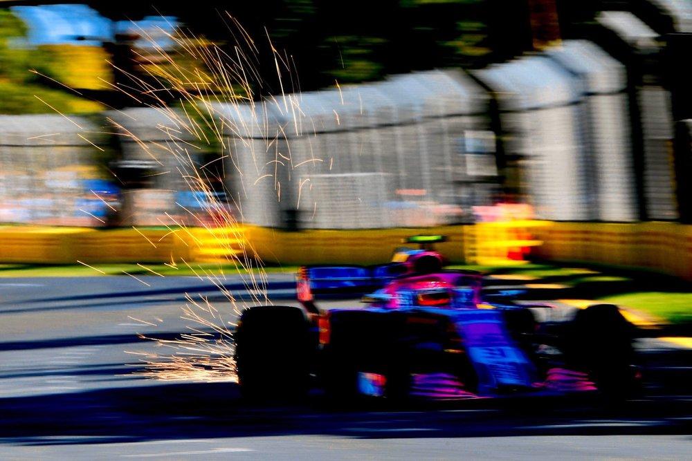 2018 Esteban Ocon | Force India VJM10 | 2018 Australian GP FP3 1 copy.jpg