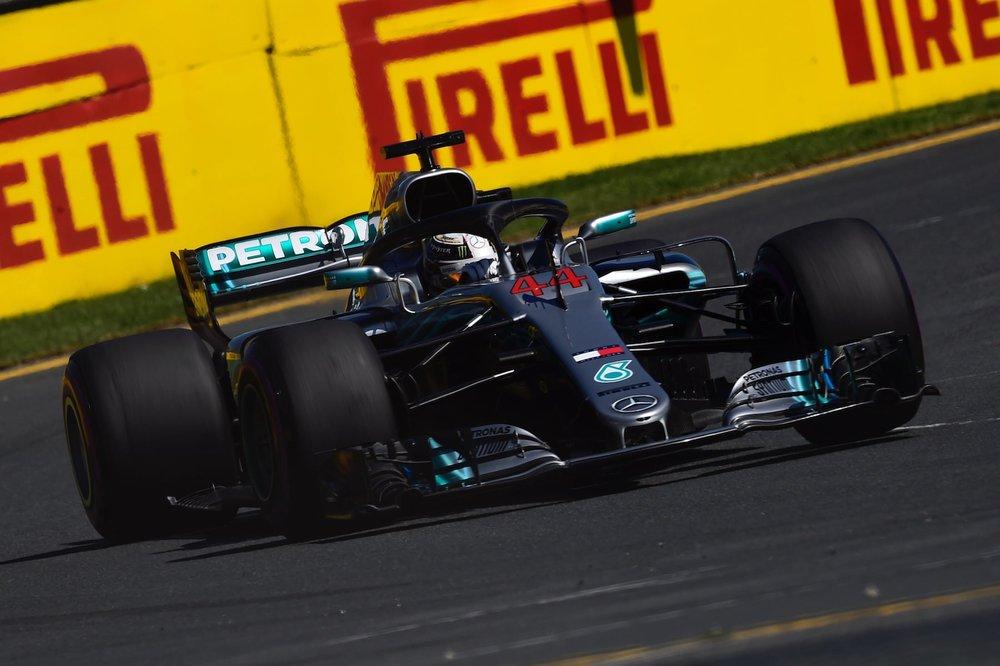 2018 Lewis Hamilton | Mercedes W09 | 2018 Australian GP FP3 1 copy.jpg