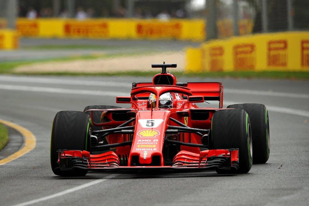 2018 Sebastian Vettel | Ferrari SF71H | 2018 Australian GP FP3 2 copy.jpg
