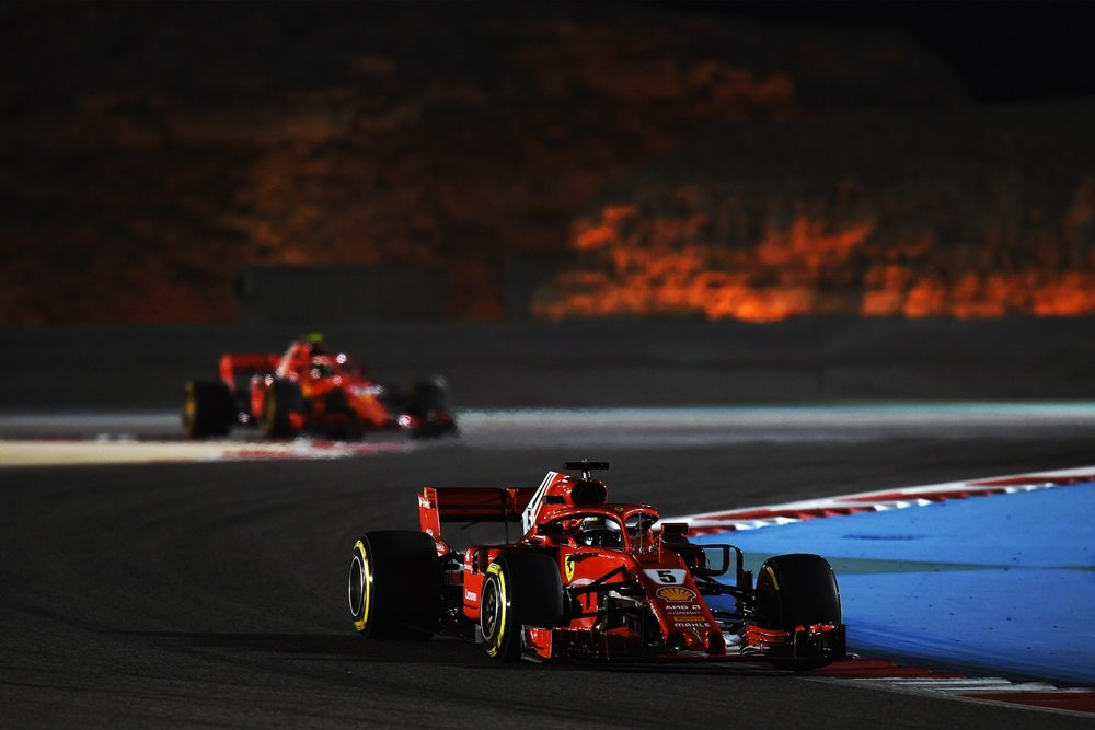 2018 Sebastian Vettel | Ferrari SF71H | 2018 Bahrain GP FP2 2 copy.jpg