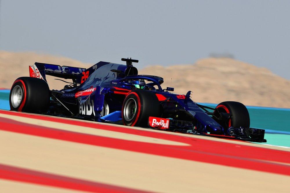 2018 Brendon Hartley | Toro Rosso STR13 | 2018 Bahrain GP FP3 1 Photo by Mark Thompson copy.jpg