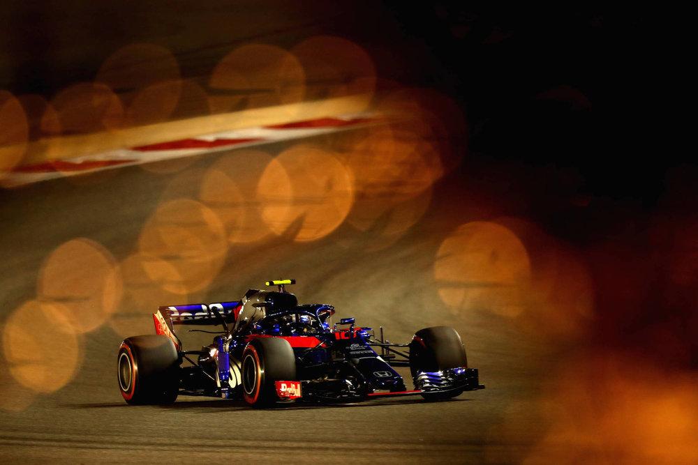 2018 Pierre Gasly | Toro Rosso STR13 | 2018 Bahrain GP Q 1 Photo by Lars Baron copy.jpg