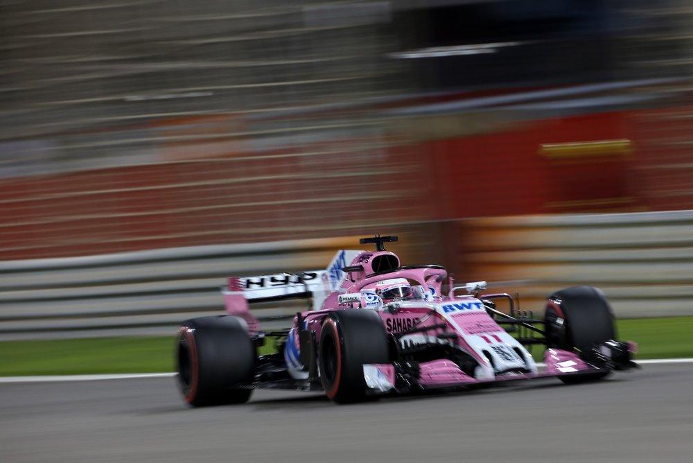 2018 Sergio Perez | Force India VJM10 | 2018 Bahrain GP Q 1 copy.jpg