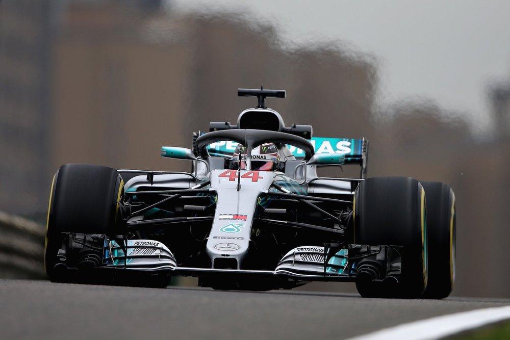 2018 Lewis Hamilton | Mercedes W09 | 2018 Chinese GP FP1 1 copy.jpg
