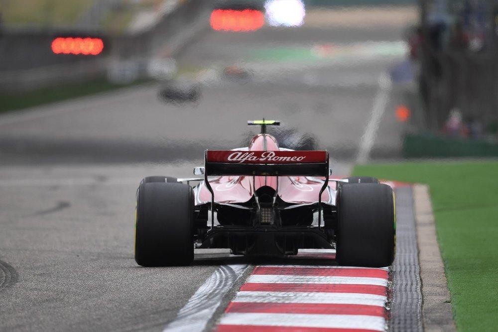 2018 Charles Leclerc | Sauber C37 | 2018 Chinese GP FP3 1 copy.jpg