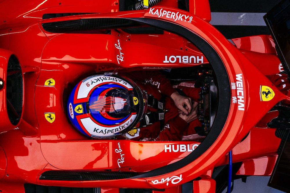 2018 Kimi Raikkonen | Ferrari SF71H | 2018 Chinese GP Q3 P1 2 copy.jpg
