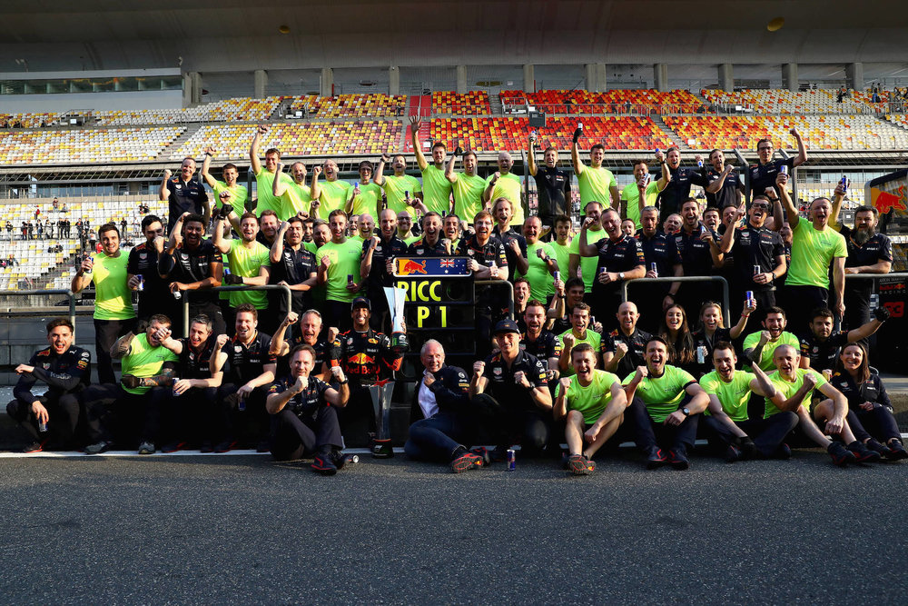 Z 2018 Red Bull Racing Team celebrating victory | 2018 Chinese GP Photo by Mark Thompson copy.jpg