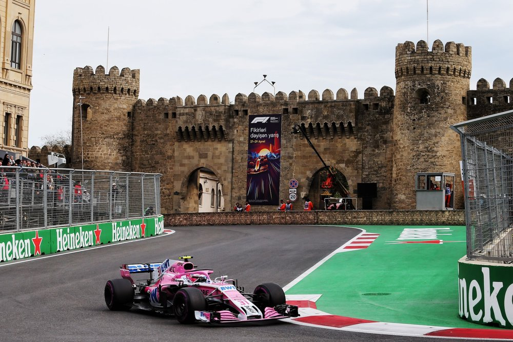 2018 Esteban Ocon | Force India VJM10 | 2018 Azerbaijan GP FP3 1 copy.jpg