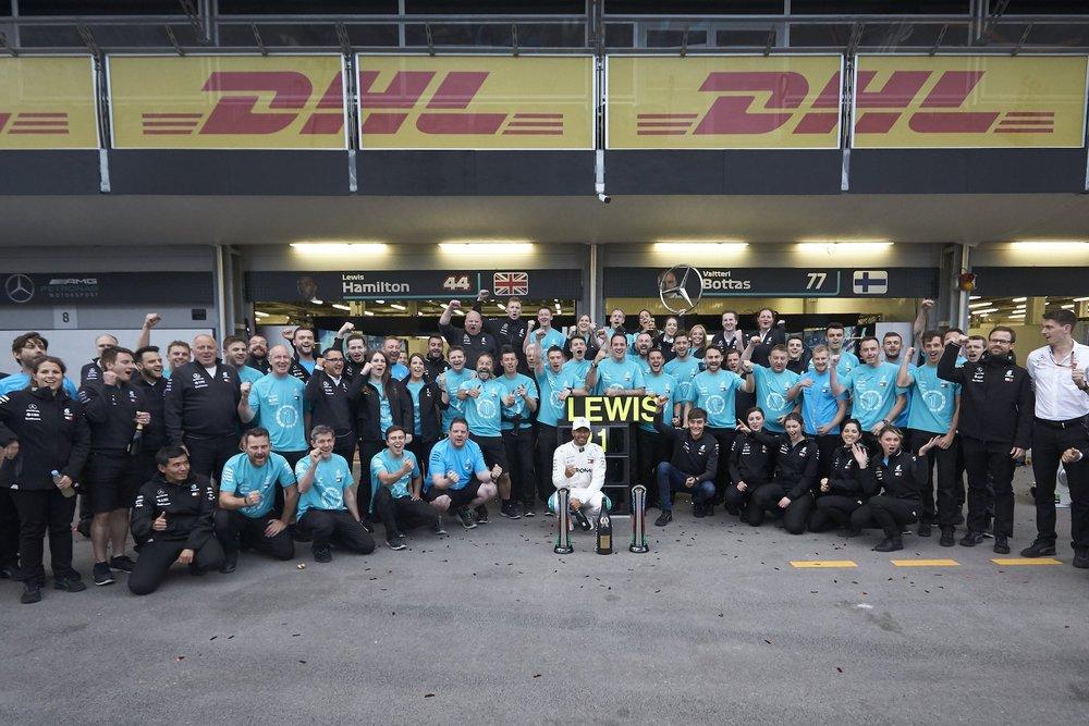 Z 2018 Mercedes Team celebrating Hamilton win copy.JPG