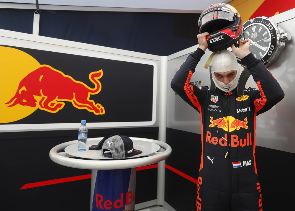 2018 Max Verstappen | red Bull Racing | The Grea Run Budapest 1 Photo by Laszlo Balogh 10.jpg