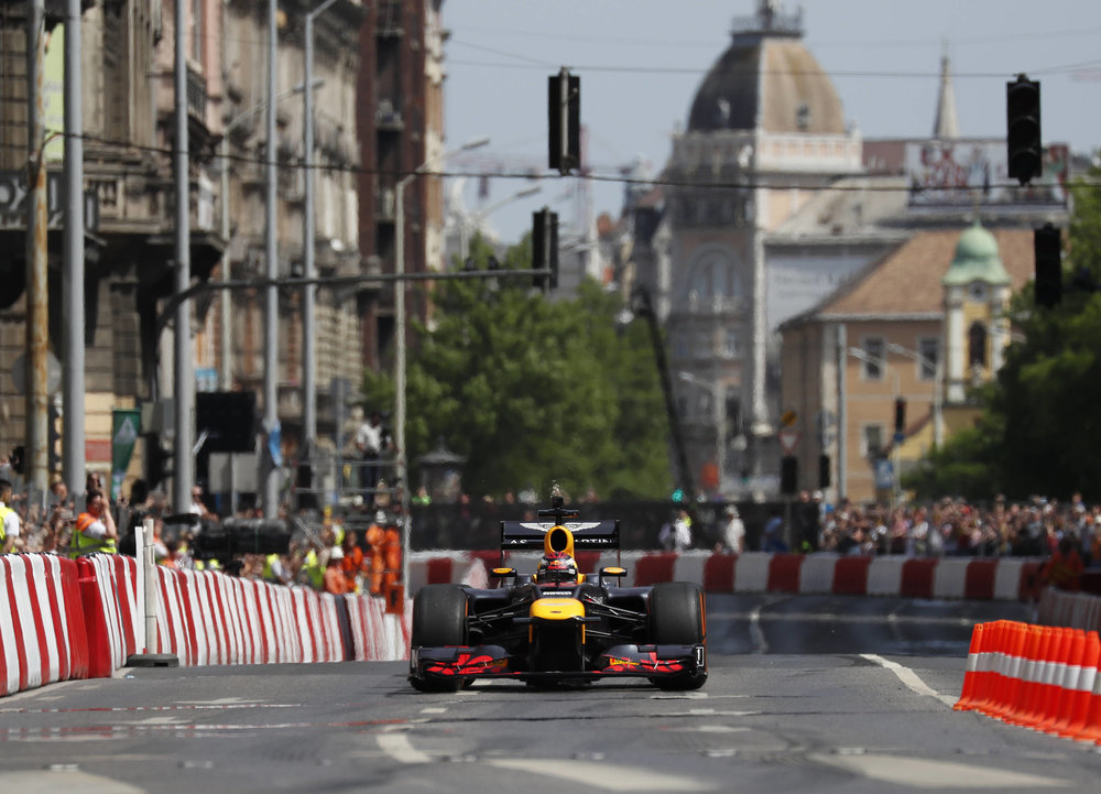 2018 Max Verstappen | red Bull Racing | The Grea Run Budapest 1 Photo by Laszlo Balogh 12.jpg