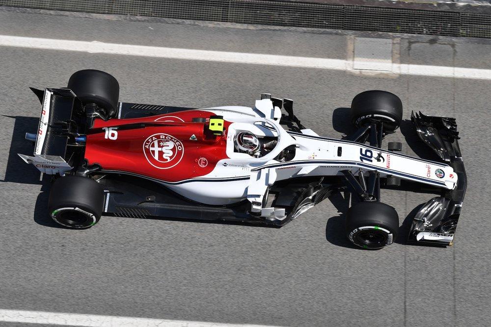 2018 Charles Leclerc | Sauber C37 | 2018 Spanish GP FP1 1 copy.jpg
