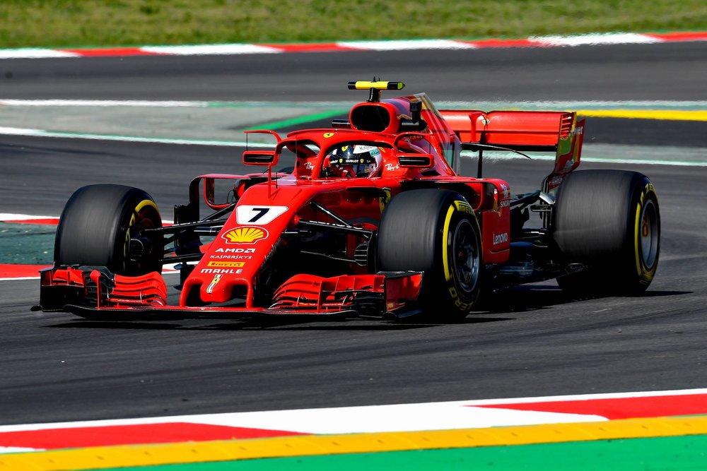 2018 Kimi Raikkonen | Ferrari SF71H | 2018 Spanish GP FP1 1 copy.jpg