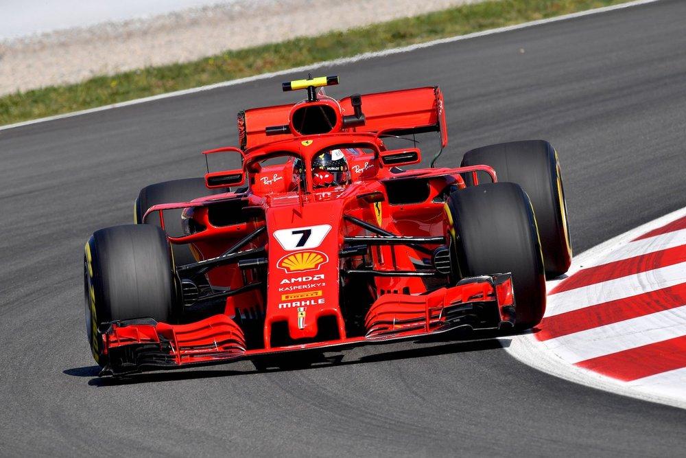 2018 Kimi Raikkonen | Ferrari SF71H | 2018 Spanish GP FP1 2 copy.jpg