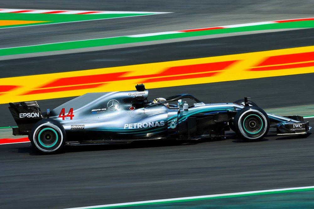 2018 Lewis Hamilton | Mercedes W09 | 2018 Spanish GP FP2 1 copy.jpg