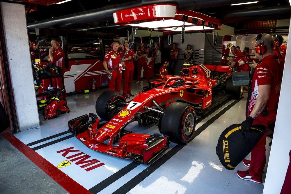 2018 Kimi Raikkonen | Ferrari SF71H | 2018 Spanish GP FP1 3 copy.jpg