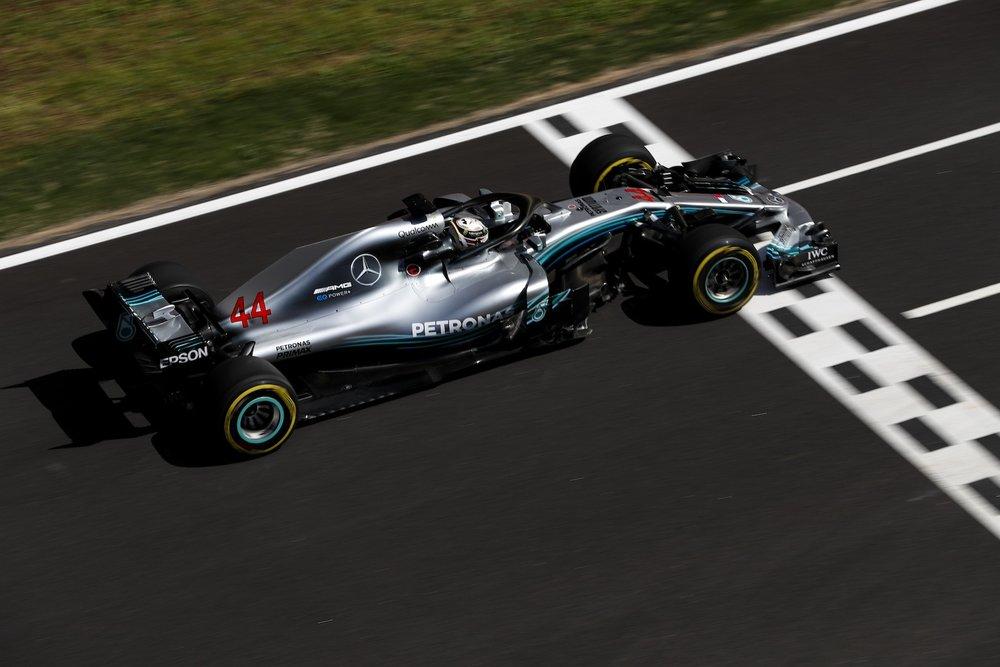2018 Lewis Hamilton | Mercedes W09 | 2018 Spanish GP FP2 2 copy.jpg
