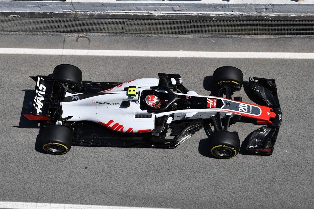 2018 Kevin Magnussen | Haas VF18 | 2018 Spanish GP FP3 1 copy.jpg