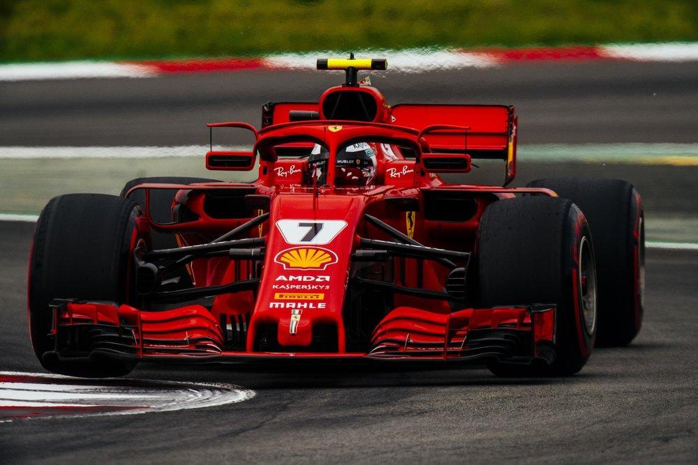 2018 Kimi Raikkonen | Ferrari SF71H | 2018 Spanish GP FP3 2 copy.jpg
