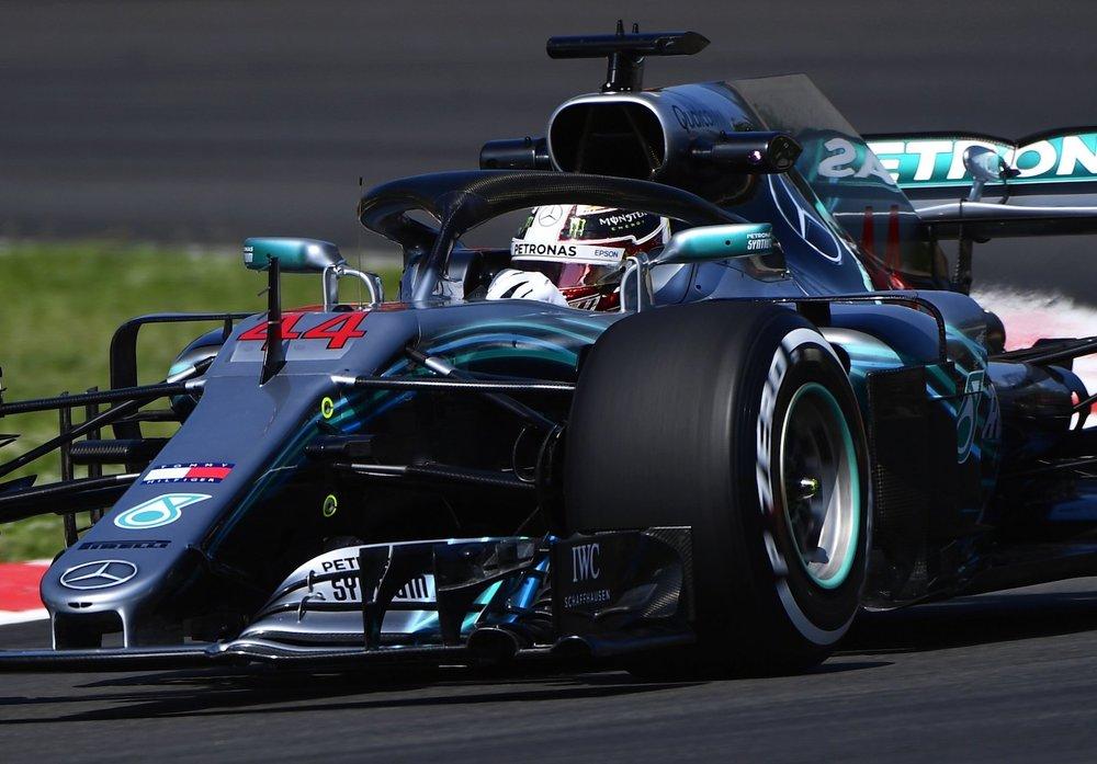 2018 Lewis Hamilton | Mercedes W09 | 2018 Spanish GP FP3 1 copy.jpg