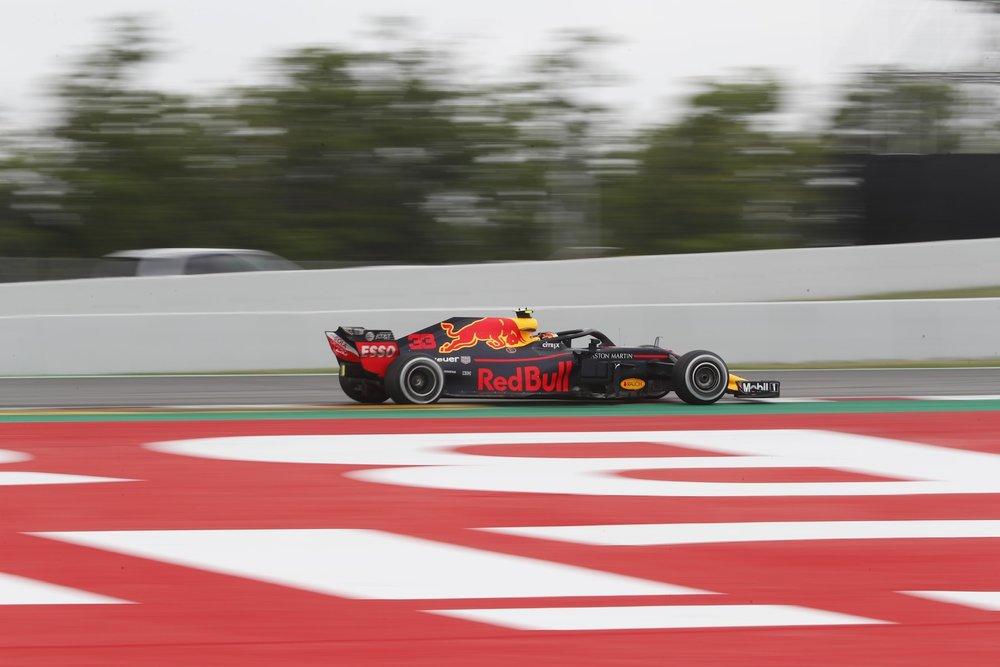 2018 Max Verstappen | Red Bull RB14 | 2018 Spanish GP FP3 1 copy.jpg