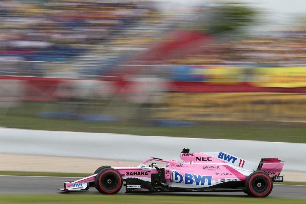 2018 Sergio Perez | Force India VJM10 | 2018 Spanish GP FP3 1 copy.jpg