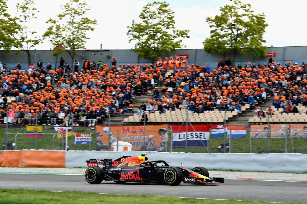 R 2018 Max Verstappen | Red Bull RB14 | 2018 Spanish GP P3 1 Photo by David Ramos copy.jpg