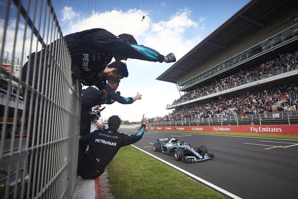 T 2018 Lewis Hamilton | Mercedes W09 | 2018 Spanish GP winner 6 copy.JPG