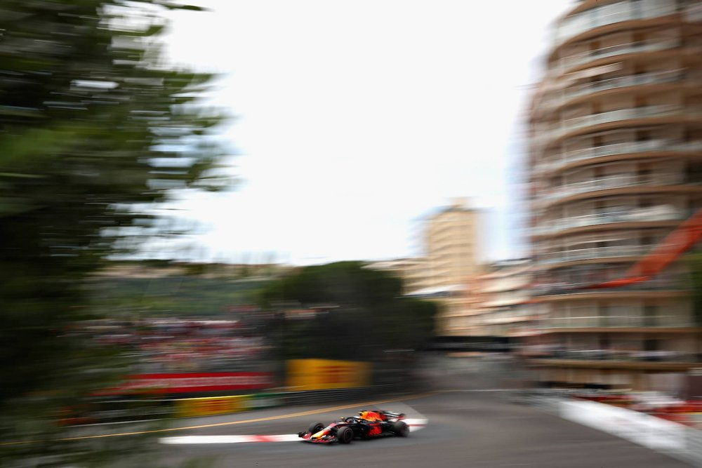 2018 Daniel Ricciardo | Red Bull RB14 | 2018 Monaco GP FP1 1 Photo by Dan Istitene copy.jpg
