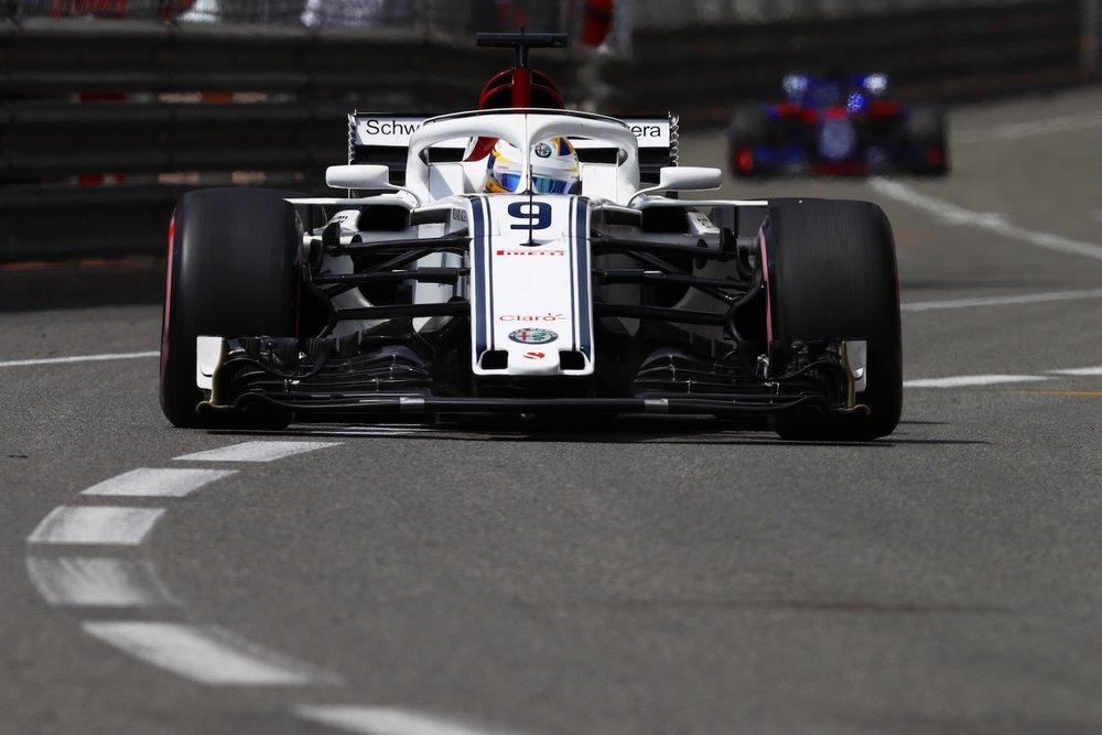 2018 Marcus Ericsson | Sauber C37 | 2018 Monaco GP FP2 2 copy.jpg