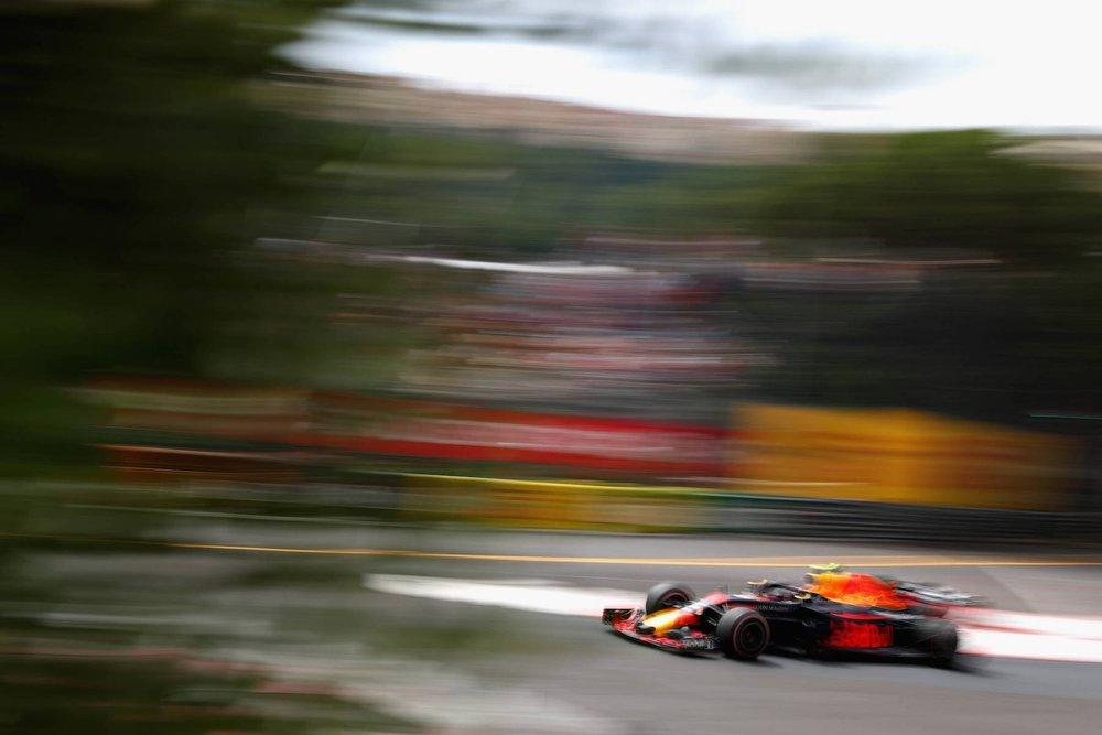 2018 Max Verstappen | Red Bull RB14 | 2018 Monaco GP FP1 1 Photo by Dan Istitene copy.jpg