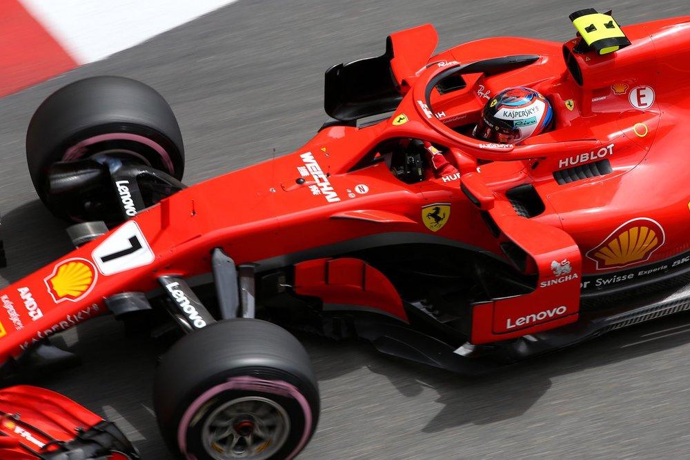 2018 Kimi Raikkonen | Ferrari SF71H | 2018 Monaco GP FP3 2 copy.jpg