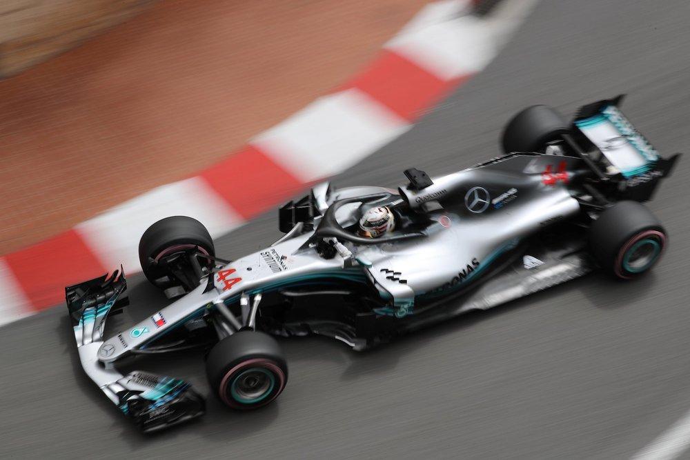 2018 Lewis Hamilton | Mercedes W09 | 2018 Monaco GP FP3 1 copy.jpg
