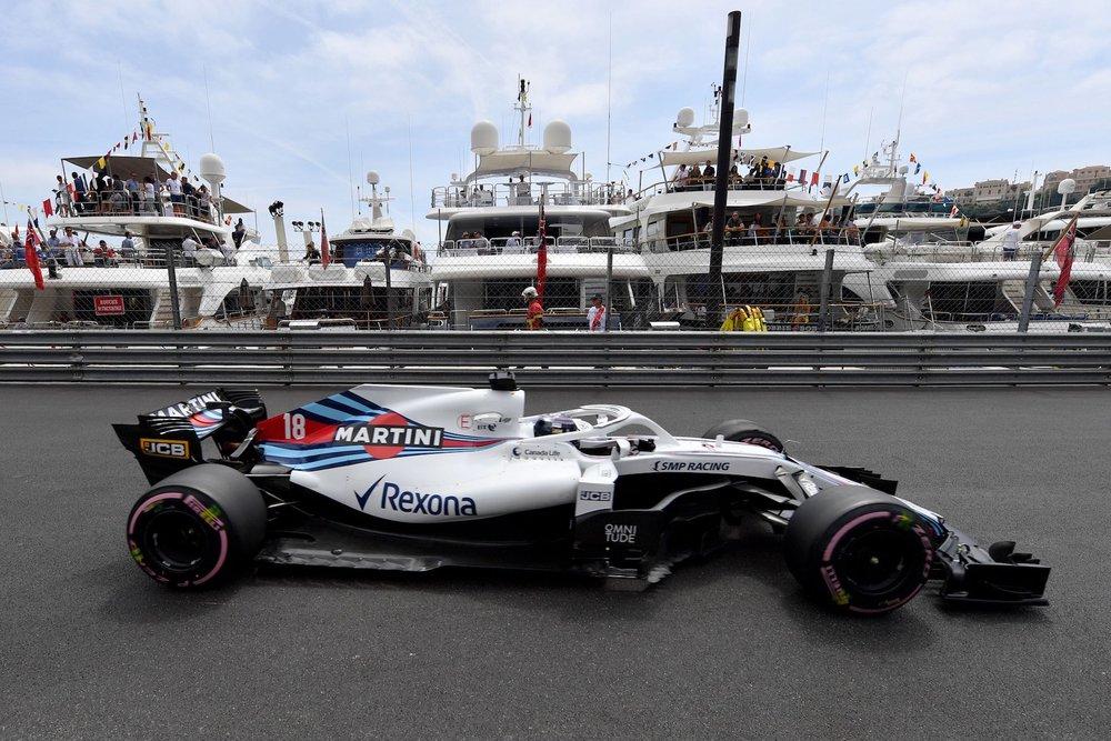 2018 Lance Stroll | Wiliams FW41 | 2018 Monaco GP Q 1 copy.jpg