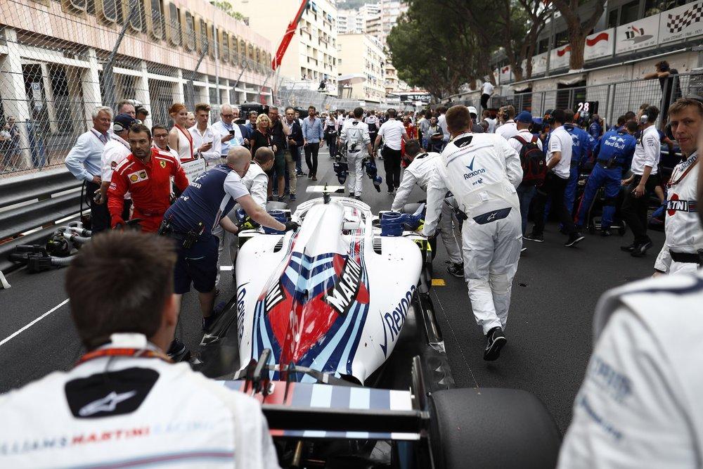 A 2018 Sergey Sirotkin | Williams FW41 | 2018 Monaco GP1 copy.JPG